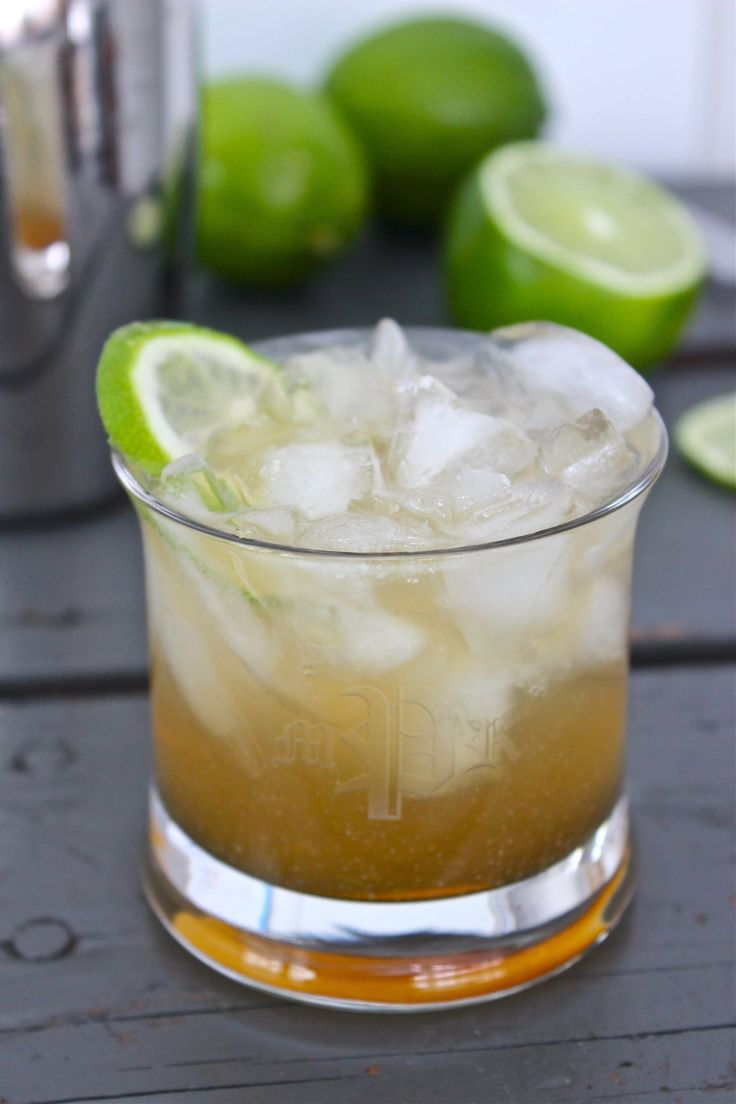 Winter Recipe: The Nor'easter Cocktail