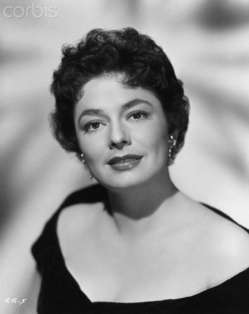 Ruth Roman Of Many Movies She Was In Strangers On A: Sign In To Download A Comping Image