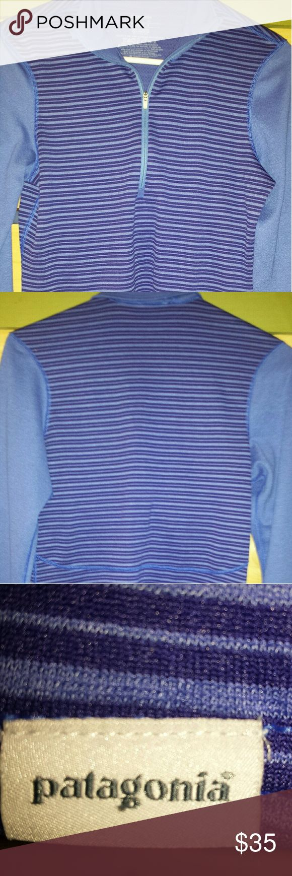 Patagonia Woman's Pullover Excellent Condition Size Small Patagonia Tops