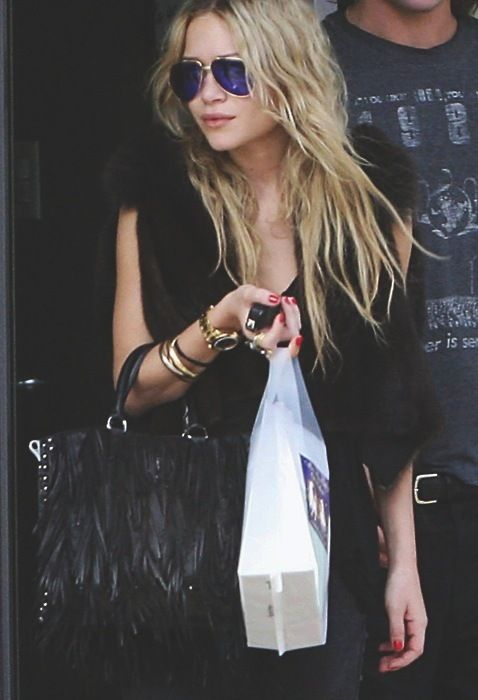 Ashley Olsen Everyday Is A Fashion Show The World Is