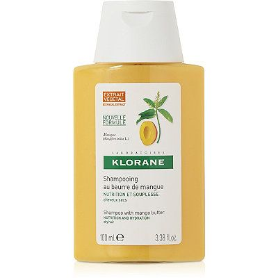 Klorane Online Only Travel Size Shampoo with Mango Butter