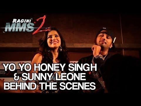 Yo Yo Honey Singh & Sunny Leone - Behind the Scenes - Chaar Bottle Vodka (Ragini MMS 2)
