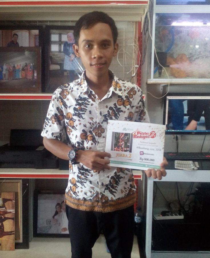 Juara 2 @bambang_sysy_1212