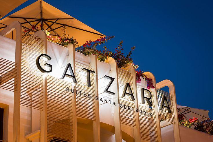 hotel gatzara suites santa gertrudis, ibiza, spain
