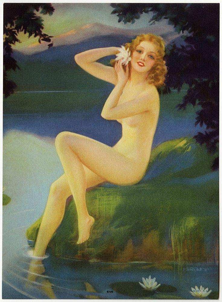 Fine art nudes blonde