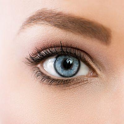Lidstrich Eyeliner Wimpernkranzverdichtung