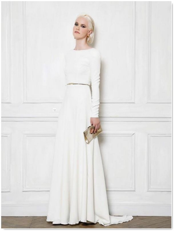 robe de mariée William Carnimolla pour Tati Mariage, {Collection 2014 ...