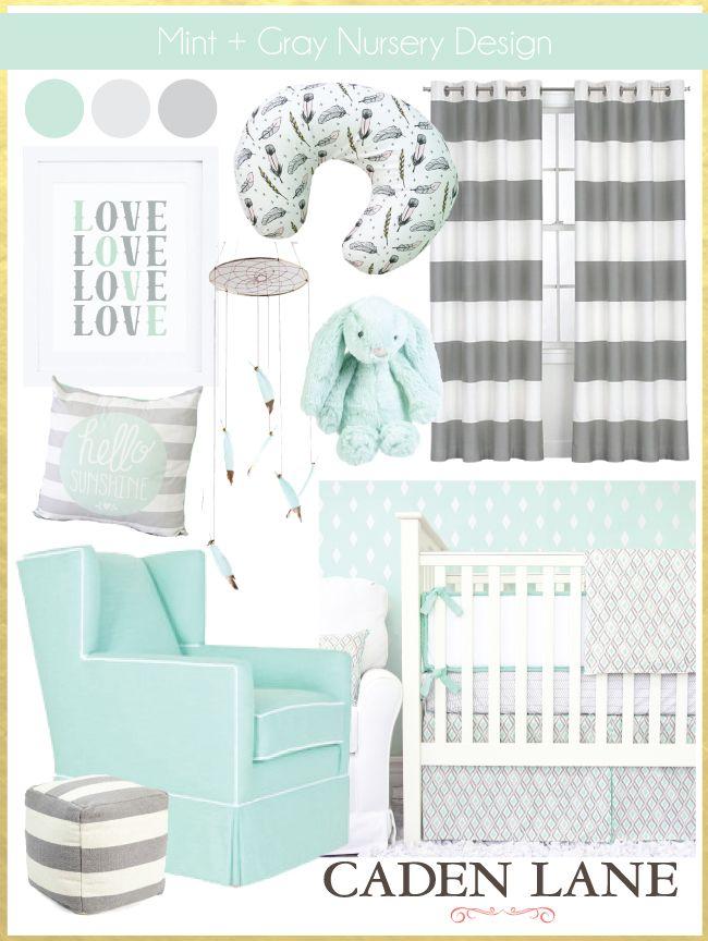 The Top Boy Nursery Design Trend | Caden Lane