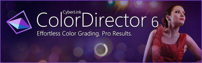 CyberLink ColorDirector Ultra 6.0.2028.0 Multilingual Full İndir