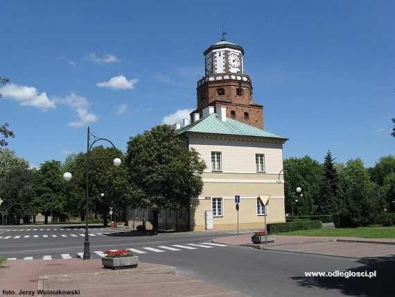Ratusz miejski - Wieluń, zdjęcia miast, galeria zdjęć