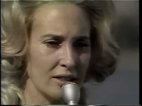 "Tammy Wynette - ""D-I-V-O-R-C-E"" ok kids I knew you would love me for posting this one!!!  :)"