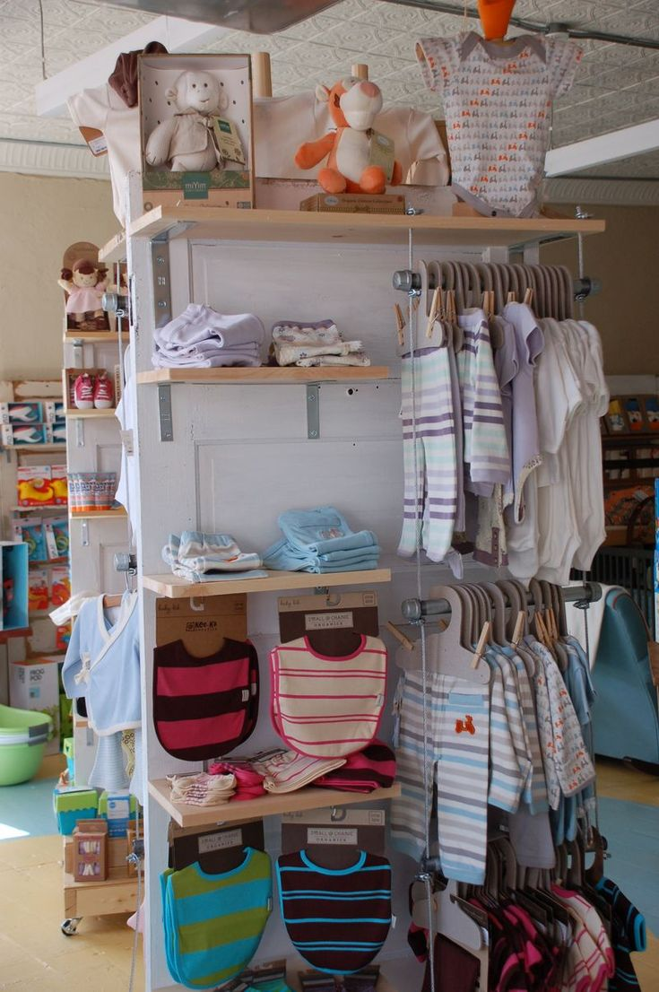 Best 25 clothing displays ideas on pinterest display for Clothing display ideas for craft shows