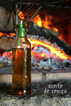 Aceite de ceniza - LAS SALSAS DE LA VIDA