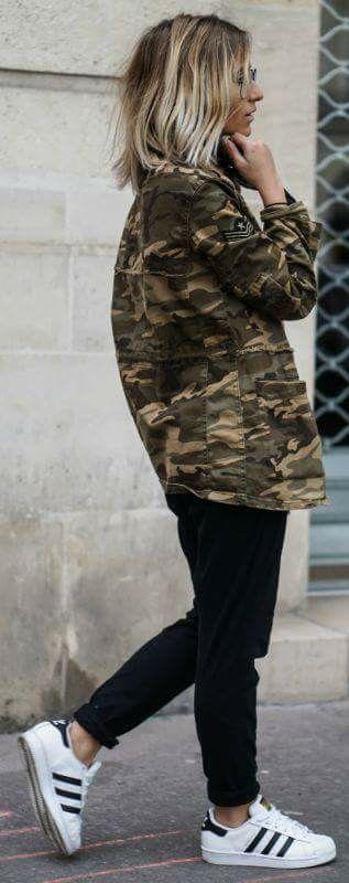 #adidas #camuflaje