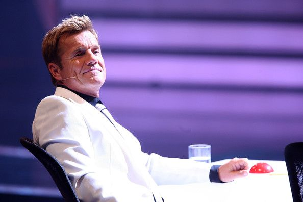 Dieter Bohlen Photos Photos - Dieter Bohlen  performs during the 2nd semi final of the TV show 'Das  Supertalent' on December 5, 2009 at the Coloneum in Cologne, Germany. - 'Das Supertalent' - 2nd Semi Final