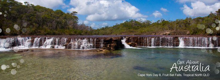 Fruit Bat Falls-Tropical Nth Qld-Australia