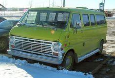 Ford Econoline 68-74
