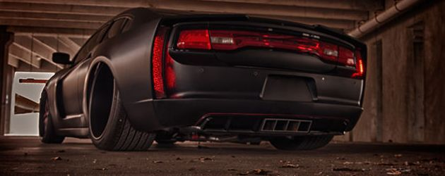 The Reaper – 2011 Charger R/T