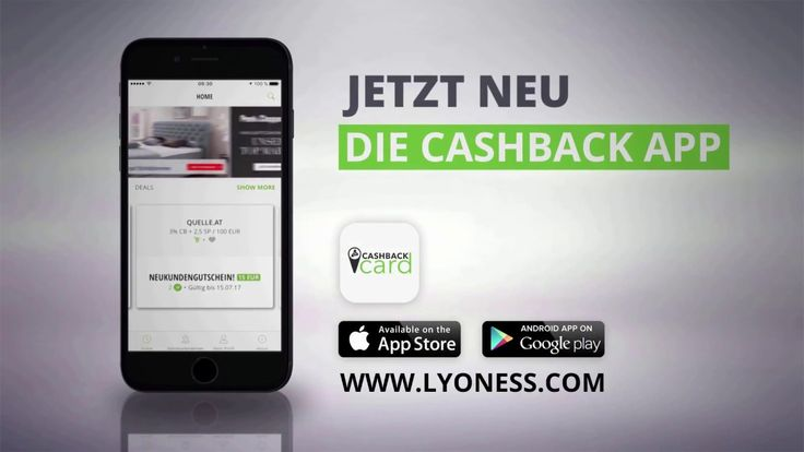 Cashback App downloaden