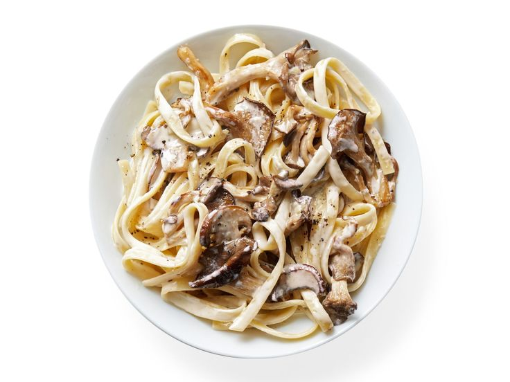 Mushroom-Gorgonzola Cream Sauce recipe from Food Network Kitchen via Food Network