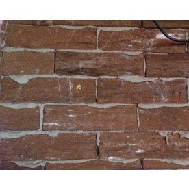 84 best images about brick on pinterest best faux rock for Glue on brick veneer