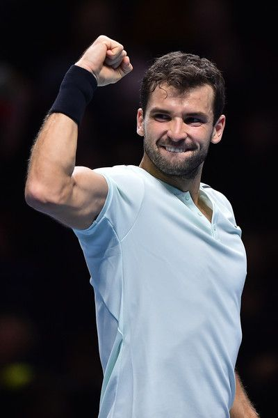"""""""It's DAVID GOFFIN vs GRIGOR DIMITROV for the last title of the season at the 2017 ATP World Tour Finals. Who's your winner? """""""