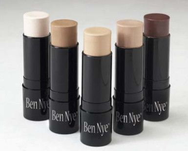 Ben Nye - Creme Stick Foundations Tilt Makeup