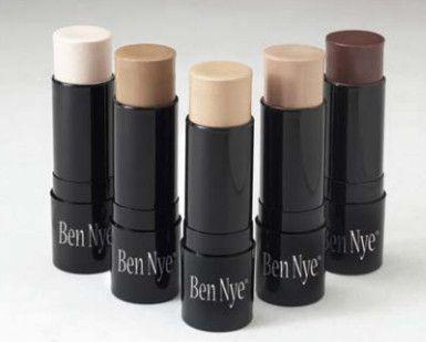 Ben Nye - Creme Stick Foundations Tilt Makeup