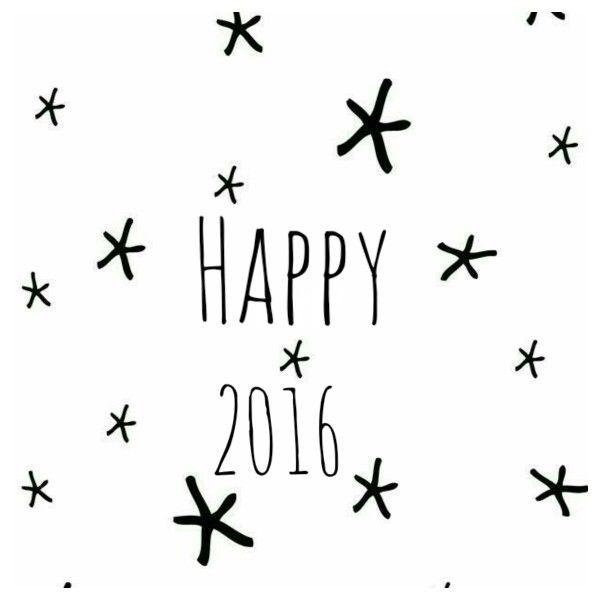 Happy 2016 ☆