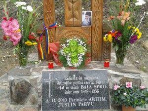 Luni, ora 12.00 - slujbă de pomenire pentru martirii temnițelor comuniste din Mina de la Baia Sprie