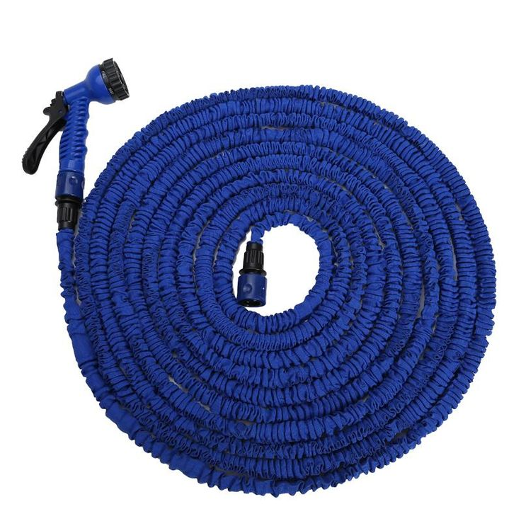 25 ft 50ft 75 ft  Garden watering & irrigation Hose water pipes  expandable flexible car hose Garden hose & reels EU/US type
