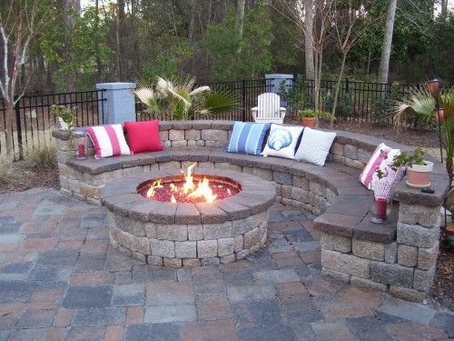 Firepit house-ideas