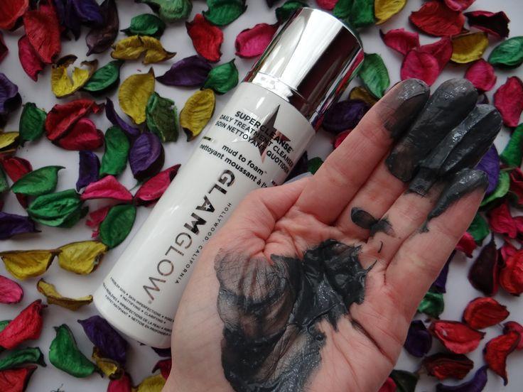 Siouxie and the City / blog kosmetyczny: GlamGlow Supercleanse™ czyli czysta skóra bez niedoskonałości