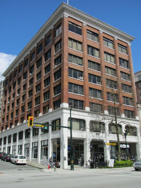 Photos: Downtown New Westminster along Columbia Street