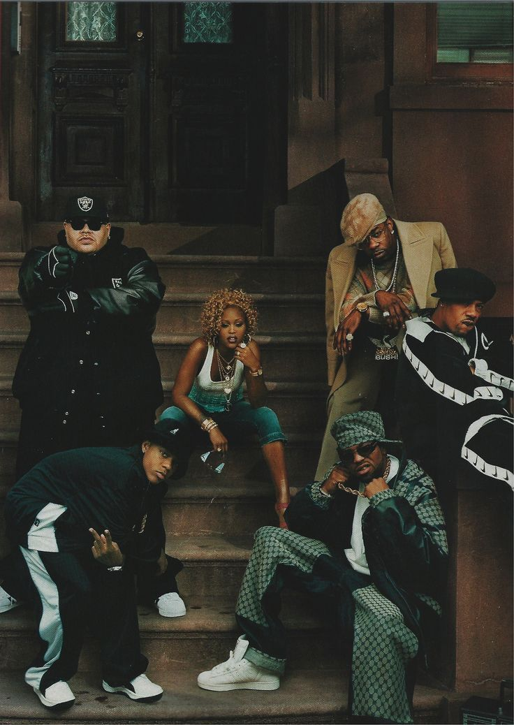 Fat Joe, Bow Wow, Eve, Busta Rhymes, Redman & Method Man - dope pic