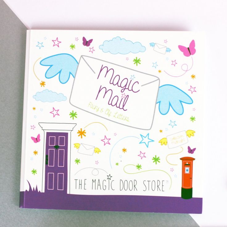 NEW! Magic Mail - Fairy and Elf Letters