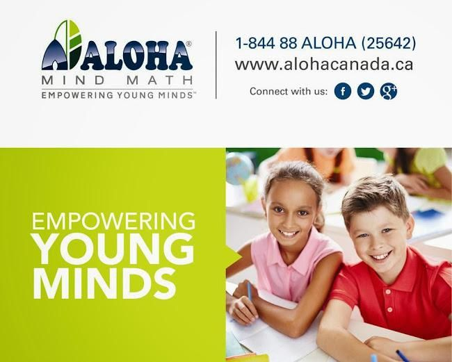 ALOHA is the pioneer and world leader in Abacus and Mental Arithmetic. ALOHA Mind Math is offering franchise throughout Canada. For more details, Please Call the Toll Free No: 1-844 88-(ALOHA) 25642 (
