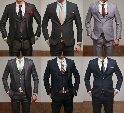 1000  images about Office Style (Him) on Pinterest | Suits