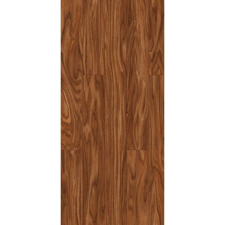 Kronotex 4.96-in W x 50.7-ft L American Walnut Smooth Laminate Wood Planks | Lowe's Canada