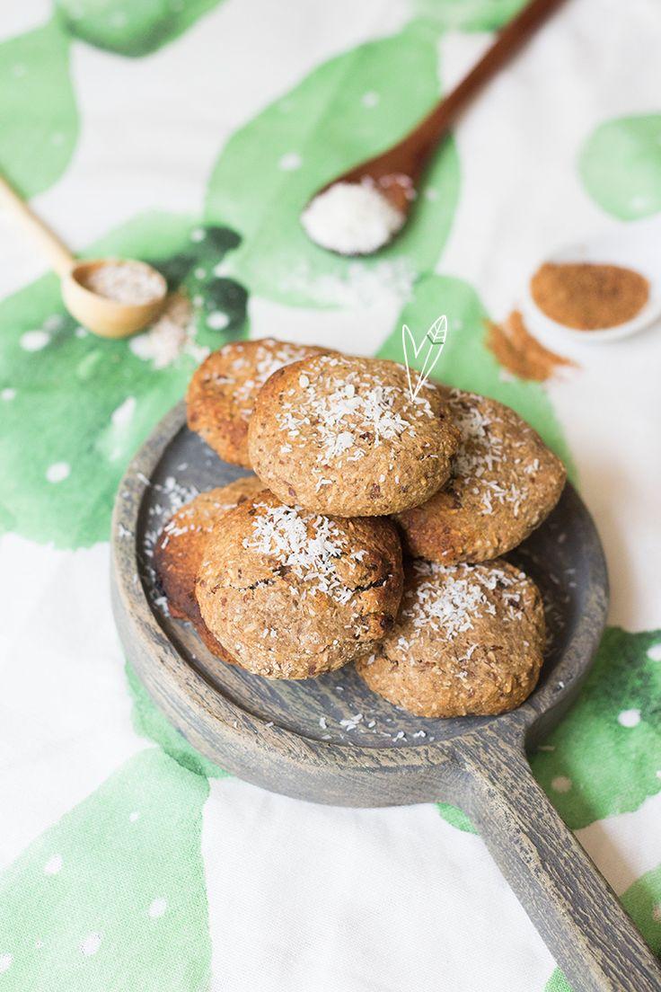 We took the peanut butter oatmeal cookies and we made them… better!! In no time heb je dit heerlijke recept op tafel, helemaal cookie monster proof.