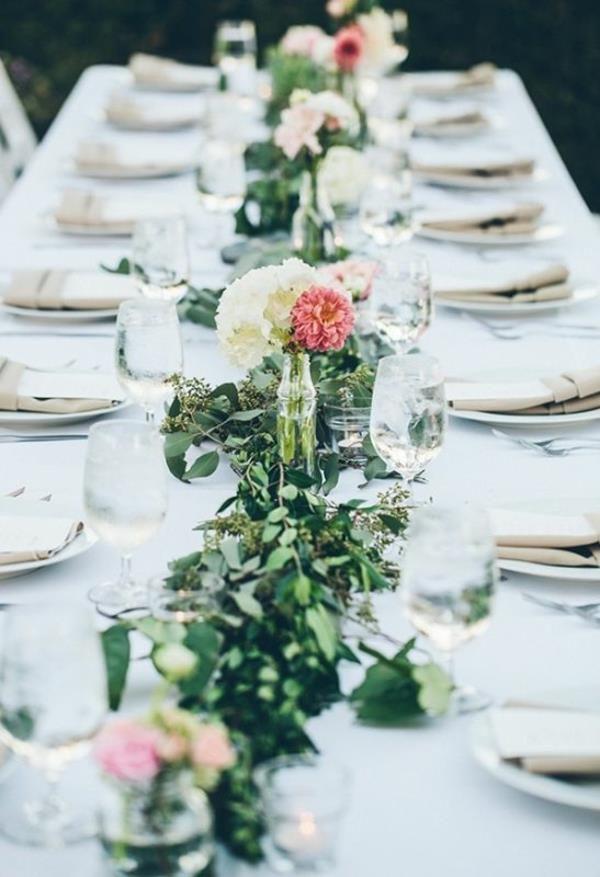 Vintage Tischdeko Zur Hochzeit 100 Faszinierende Ideen Archzine