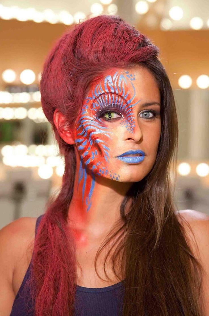 Maquillage Halloween: 99 inspirations pour le visage