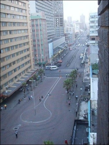 Top of West St, Durban, South Africa