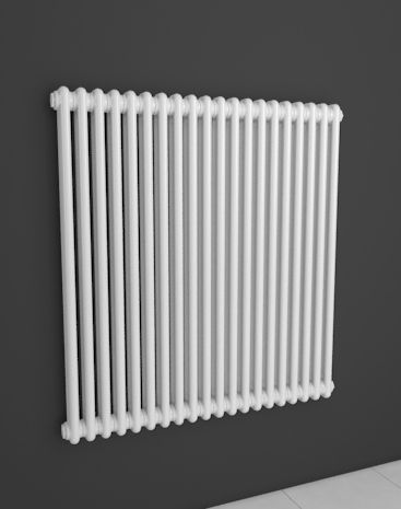 AQUA II. : The elegant tubular radiator is made of steel segments. Popular at reconstructions. Single segments consist of tubes, whose number is given in the name of the radiator. In various paint finishes. Delivery: 6 weeks.