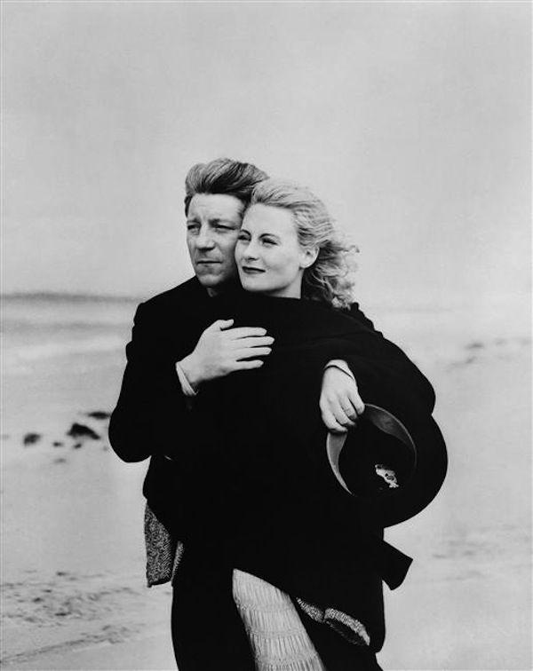 Michèle Morgan et Jean Gabin, Remorques, Brest, 1939 (René-Jacques)