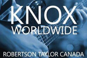 Knox Insurance - Bronze Sponsor 2015