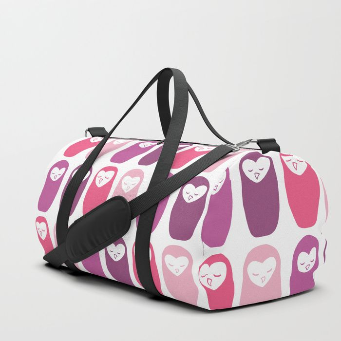 a7dc96bb46 Love Owls Duffle Bag