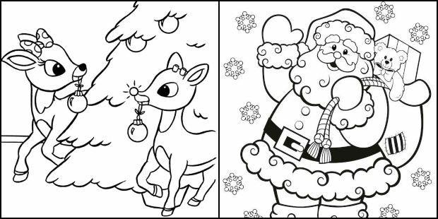 Desenho De Anjo 30 Ideias Para Imprimir Com Imagens Paginas Para Colorir Natal Desenhos De Anjos Desenho De Natal