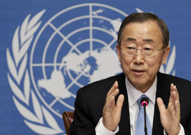"""As Haiti holds elections and transitions leaders, UN leader Secretary General Ban Ki-moon expresses concern for the nation during this election. United Nations Secretary-General Ban Ki-moon, noting the release of the report on the verification of the electoral process in Haiti, has underlined that Haiti can """"ill afford"""" a prolonged period of transitional governance. """"He …"""