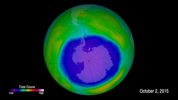 Scientists unable to explain why ozone layer failing to heal